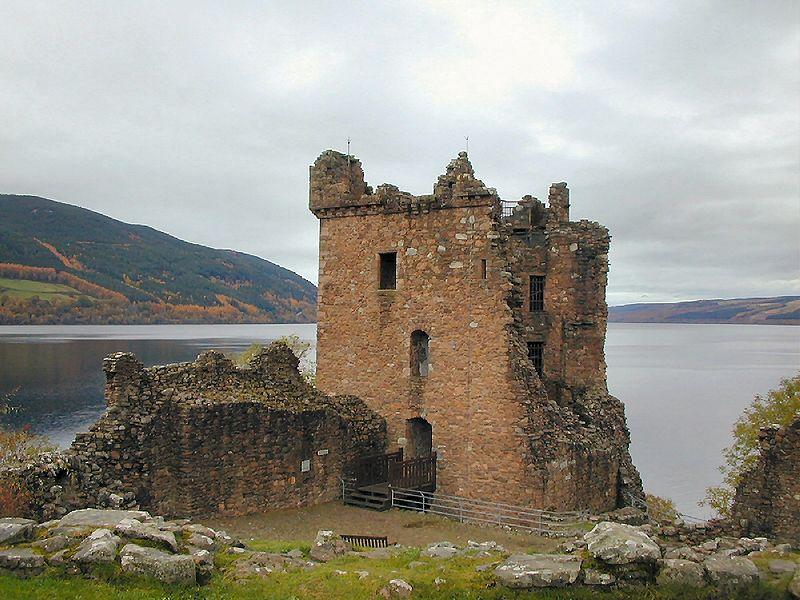 Il castello di Urquhart