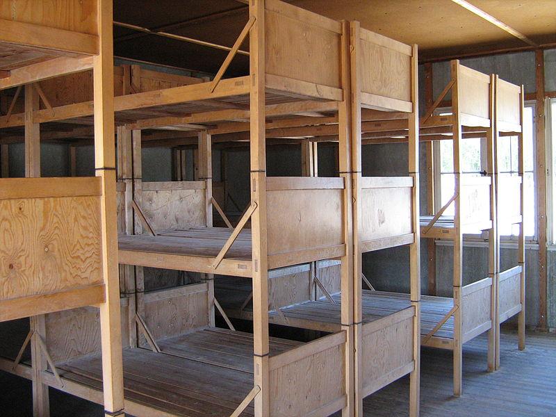 Le baracche di Dachau (foto: ippazio | Wikipedia)
