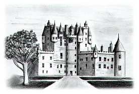 Il castello di Glamis