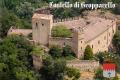 Il Fantasma del castello di Gropparello a Piacenza.