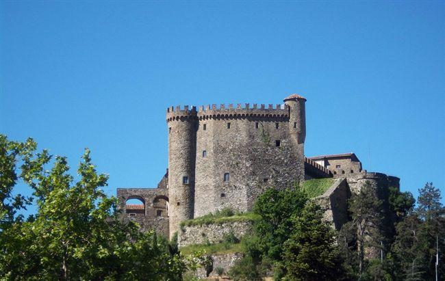 Castello di Fosdinovo (MS)