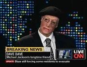 David Rothenberg, l'amico di Michael Jackson in tv